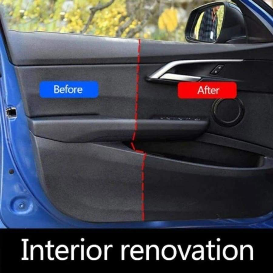 Automotive Interior Auto & Leather Renovated Coating Paste Maintenance Agent