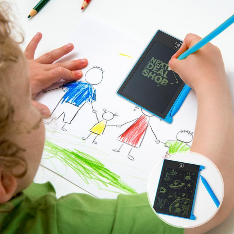 LCD Writing Tablet - for Kids Drawing and Writing