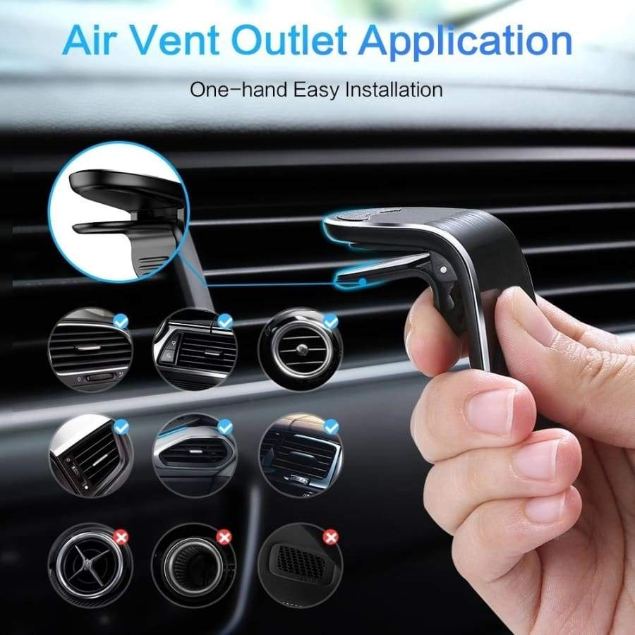 The Latest Fashion Universal Magnetic Mobile Phone Car Phone Holder