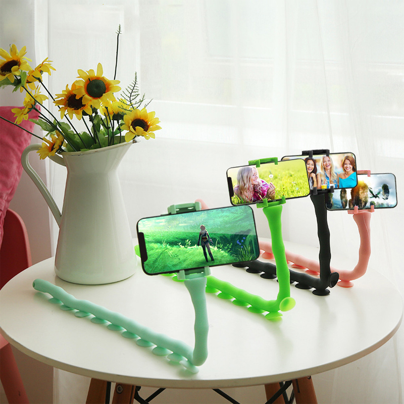 Cute Worm Lazy Mobile Phone Holder (50% OFF Today)