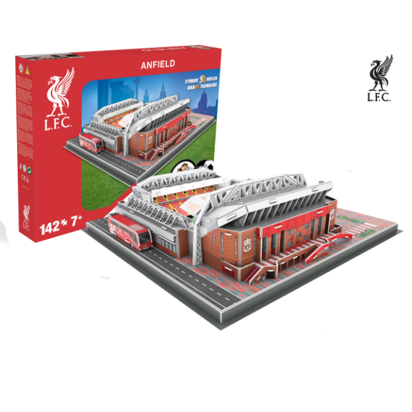 FREE SHIPPING - 3D Football Stadiums Intelligent Puzzle