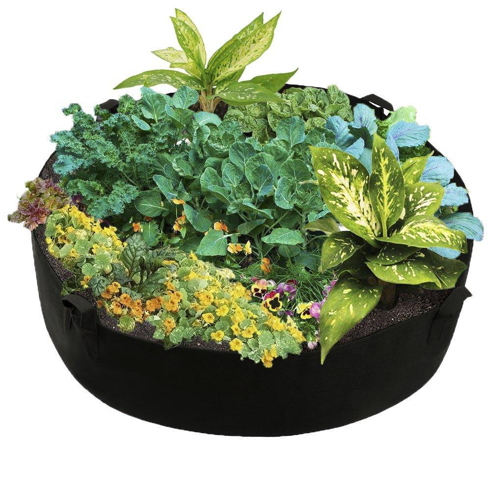 $8.99 ONLY TODAY - Fabric Raised Planting Bed
