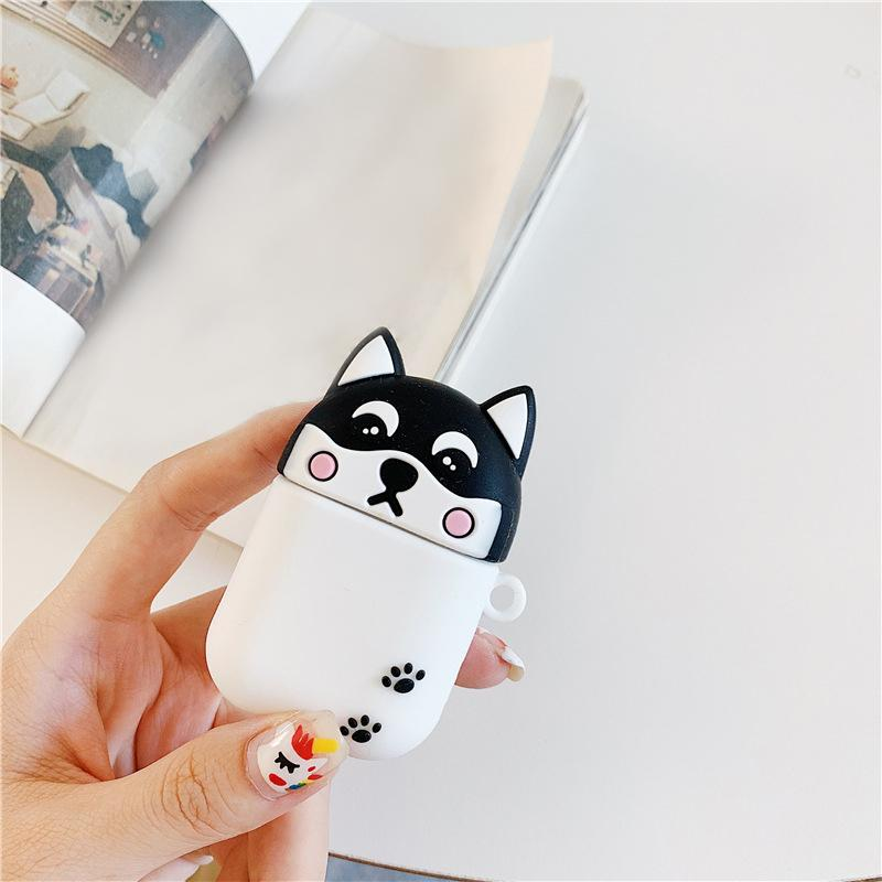 Dog AirPods Case