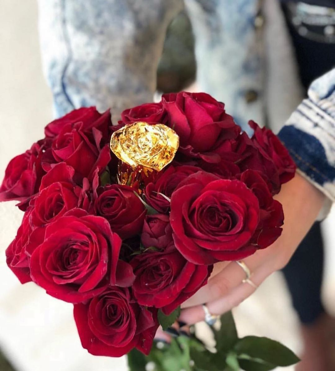 Higomore™ 24K Gold Rose Never wither-Eternal love