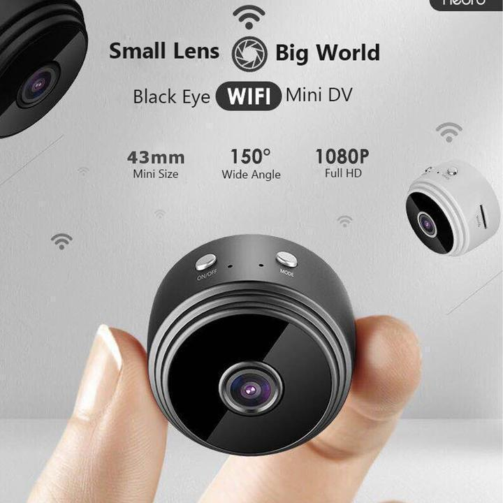 A9 WiFi 1080P Full HD Night Vision Wireless IP Camera✨