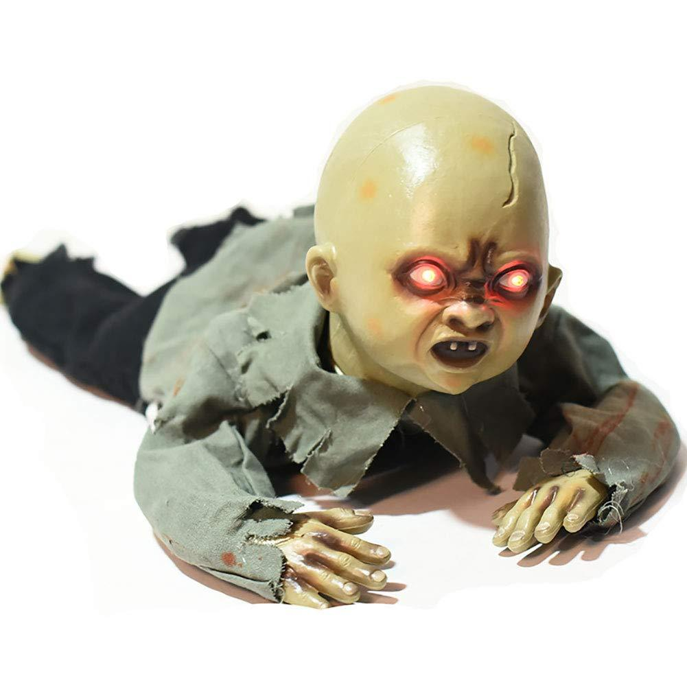 Crawling Zombie Halloween Figure - Limited Time!