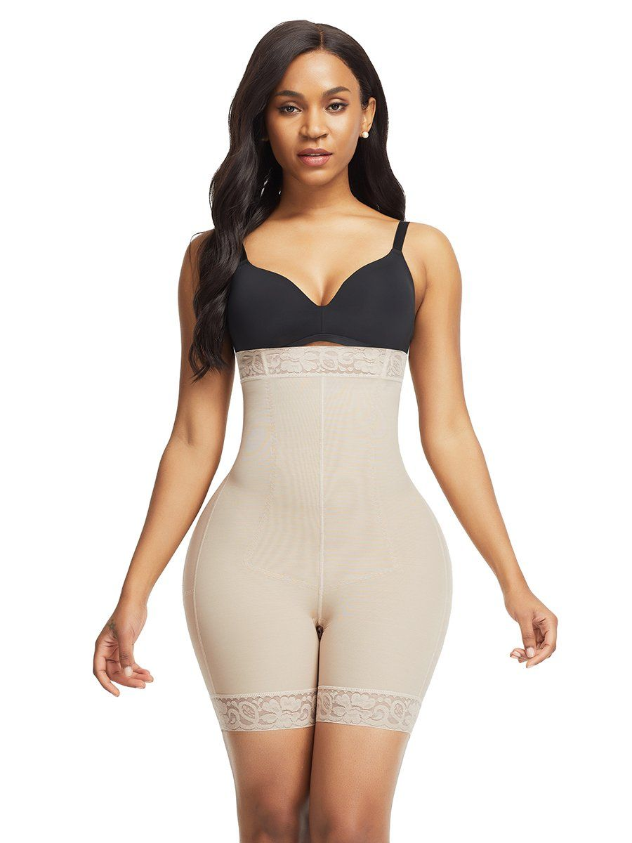 2021 New Shapewear For Women Hurmes Waist Trainer Body Shaper Bands Best Tummy Control