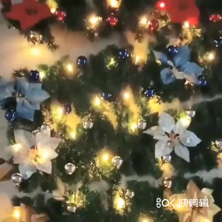 Home Holiday Decorative Christmas Garland with Led Lights for Sale