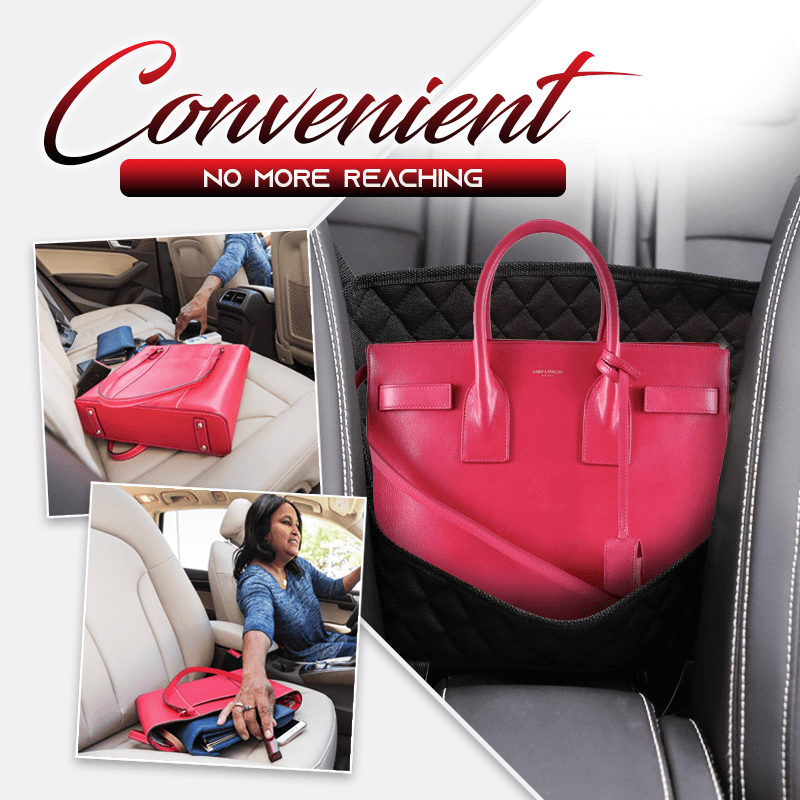 Car Seat Storage And Handbag Holding Net-BUY 2 FREE SHIPPING