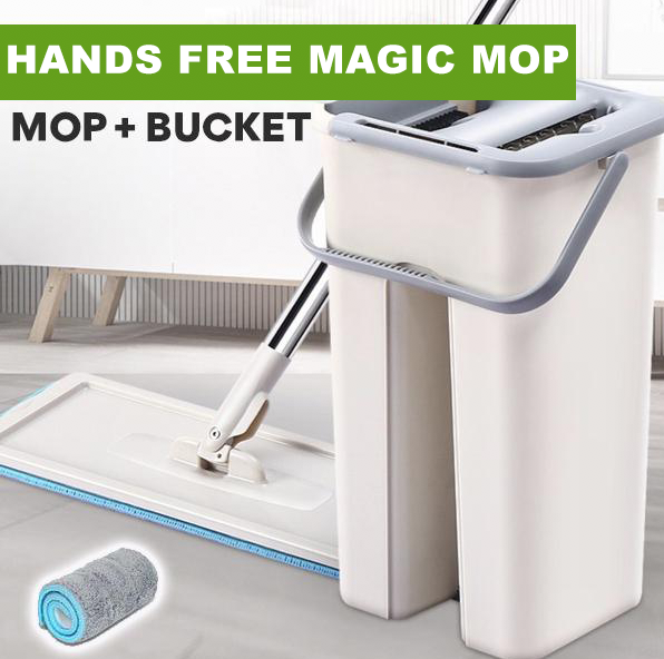 (Hot selling 5,000 items )[50% OFF] - 360° Magic Mop