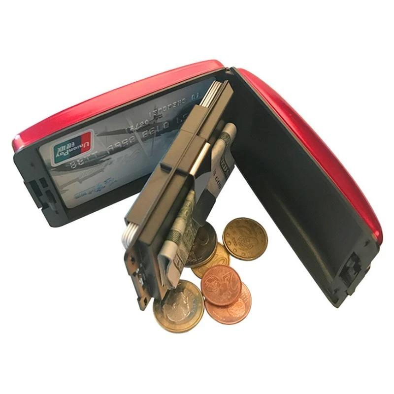 RFID Secure Cash and Cards Wallet (Buy one get one free)