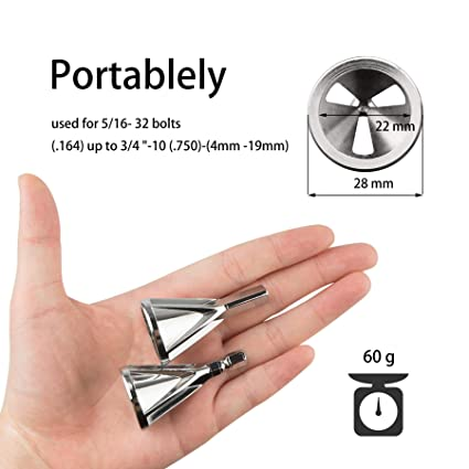 Stainless Steel Deburring Tool (Buy 3 Free Shipping)