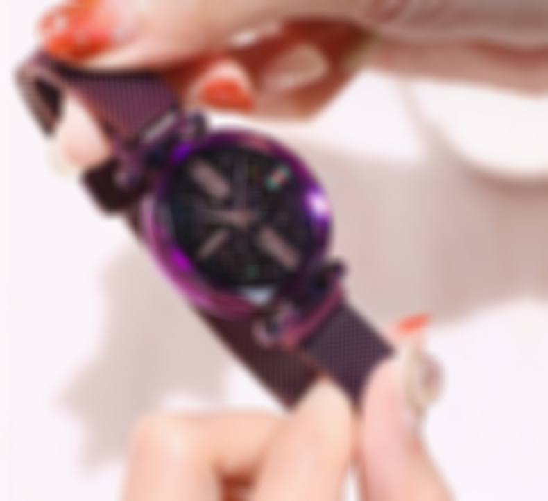 50%OFF Six Colors Starry Sky Roman Numerals Watch Perfect Gift Idea!(Buy 2 Get 1 Free)