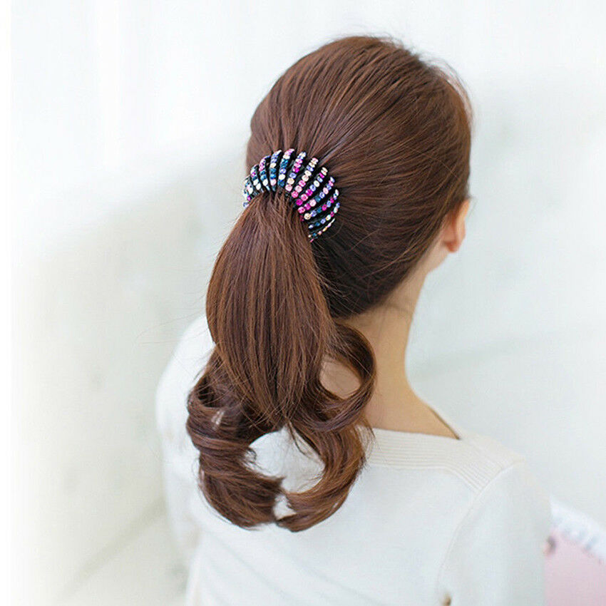 💓Buy 2 Get 1 Free💋Geometric Retractable Hair Loops