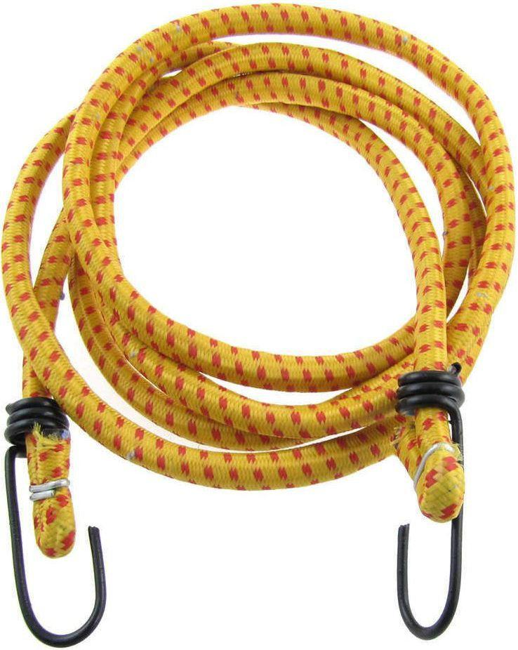 CheckSums cycle bike rope with hook elastic rubber 1 mt multicol  (Length: 200 m, Diameter: 11 mm)