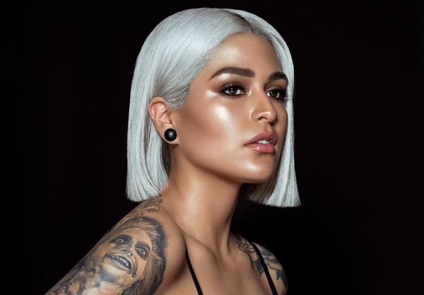 2020 Best Lace Front Wigs Dying Wig Blonde Dark Green Bob Wig Light Red Hair Color Chunky Blonde Highlights