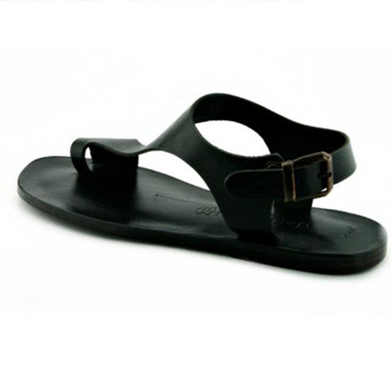 Thong Sandals Leather Sandals Strap Sandals