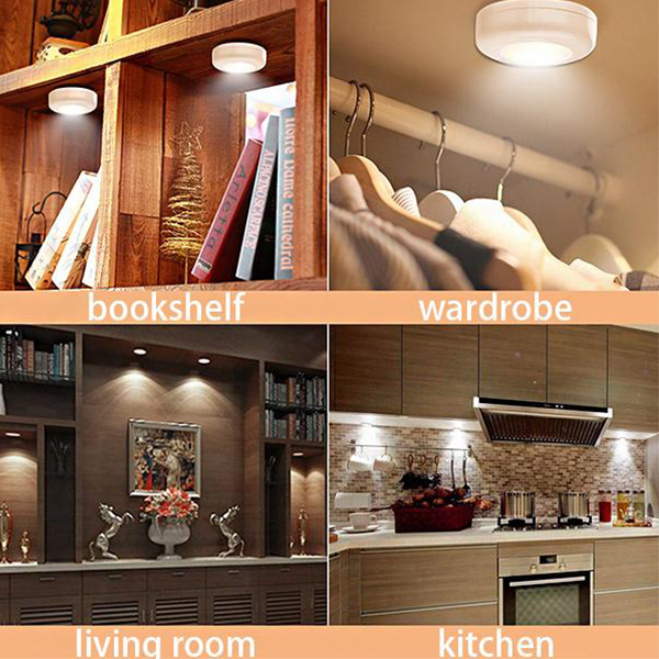 Only $5.99 Today!! Colour-changing remote-controlled LED wireless lights