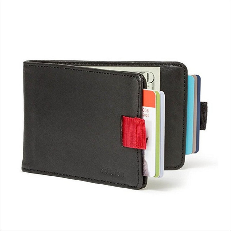 (Buy 2 Free Shipping)Pull Tab Leather Wallet