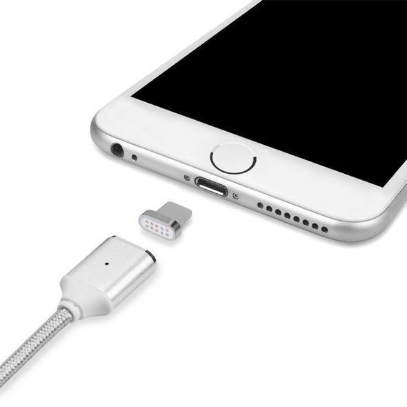 3-In-1 Smart Magnetic Charging Cable