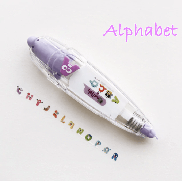 Cartoon Decorative Tape PenChristmas SALE