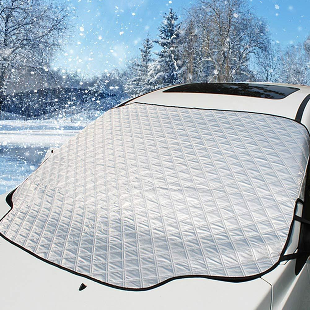 Multipurpose of premium Windshield Snow Cover(BUY 1 GET 1 FREE, BUY 2 GET 2 FREE)