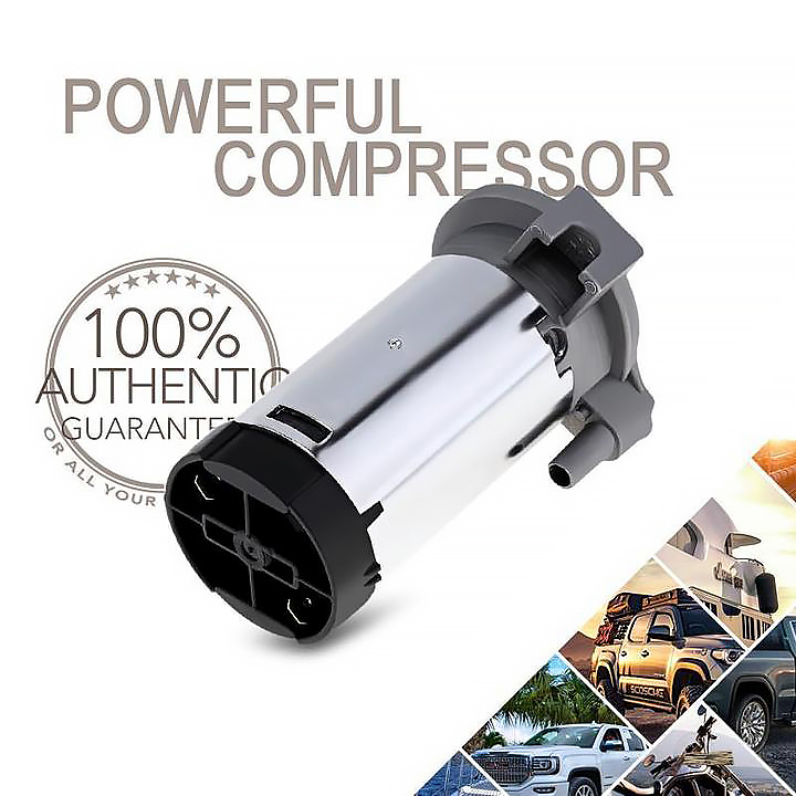 Extra Loud 120dB/150dB Train Horn With Air Compressor ( Free Shipping )