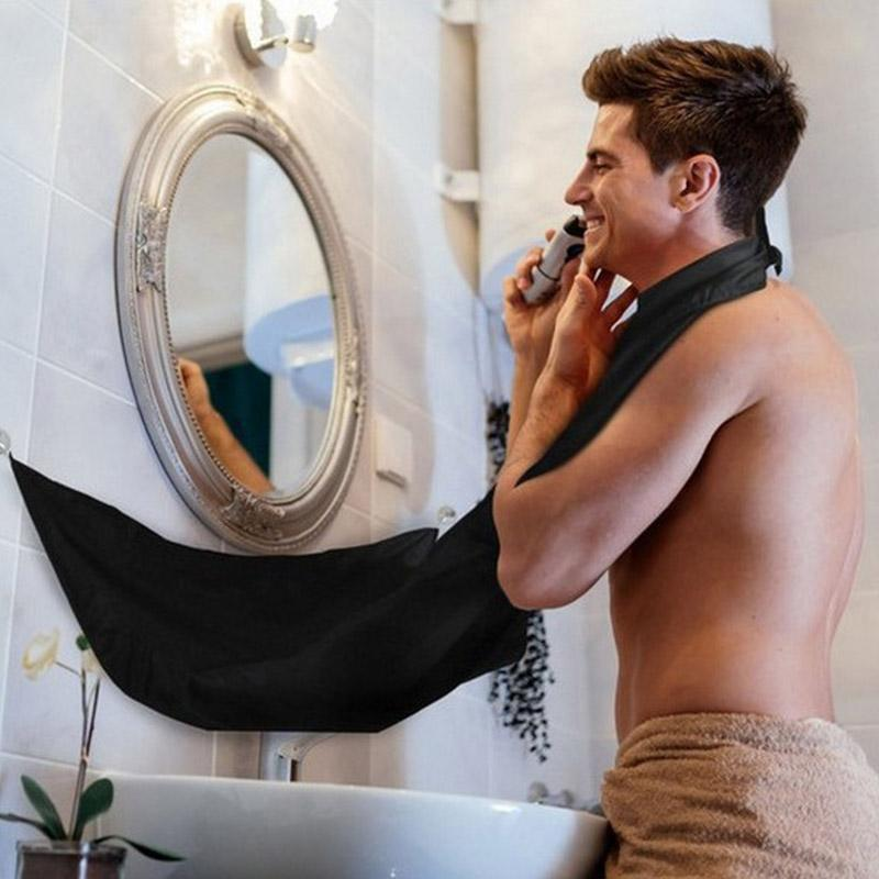 Beard Hair Catcher : The Smarter Way To Shave