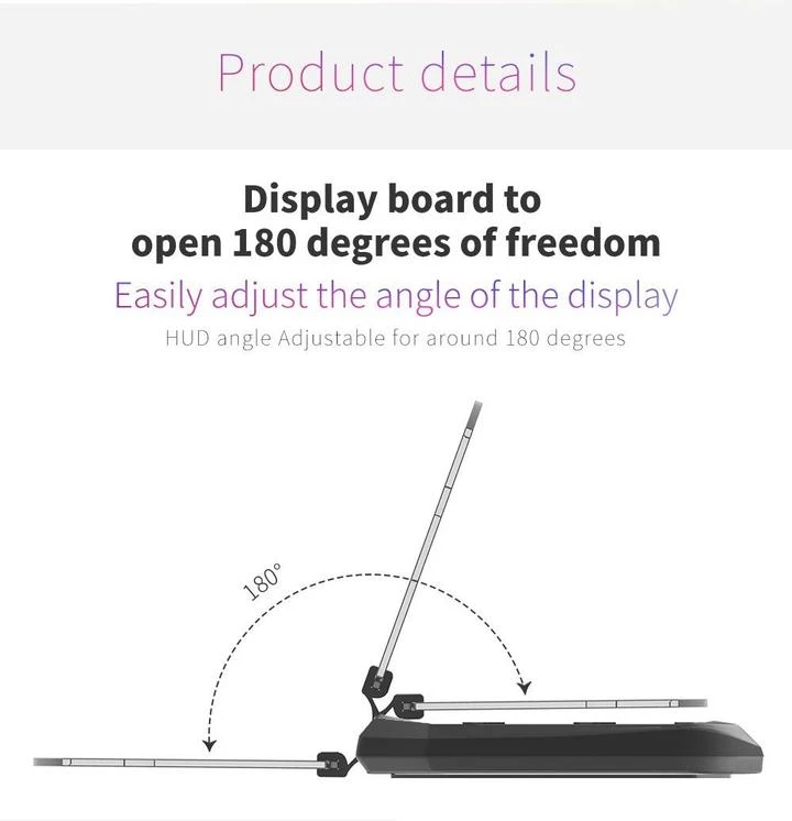 🔥(LAST DAY PROMOTION - 50% OFF) Hudway Drive -The Best Head-up Display For Any Car 🎉BUY 2 FREE SHIPPING