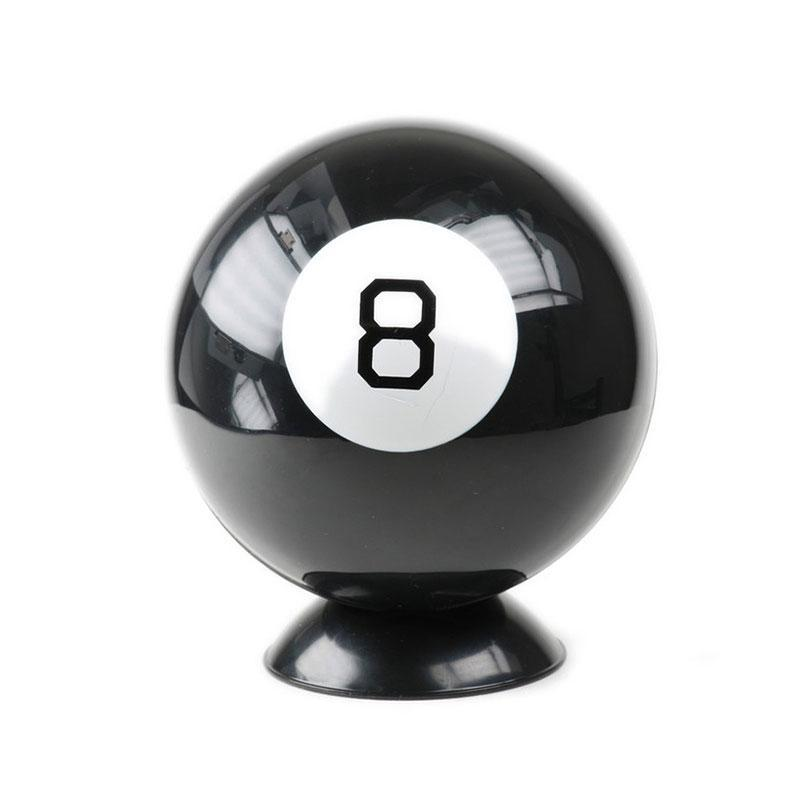 Handy Classic Magic 8 Ball Novelty Toy