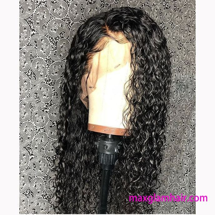Curly Wigs Lace Front Curly Hair Black Hair Styling Curly Hair Afro Wig With Bangs Blonde Curly Hair Virgin Peruvian Hair