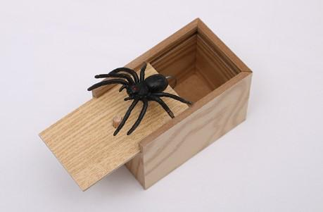 Last Promotion 50% OFF Today---Prank Scare Spider