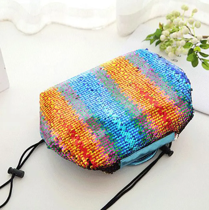 Mermaid Sequins Cosmetic Bag🧜‍♀👛-50% OFF