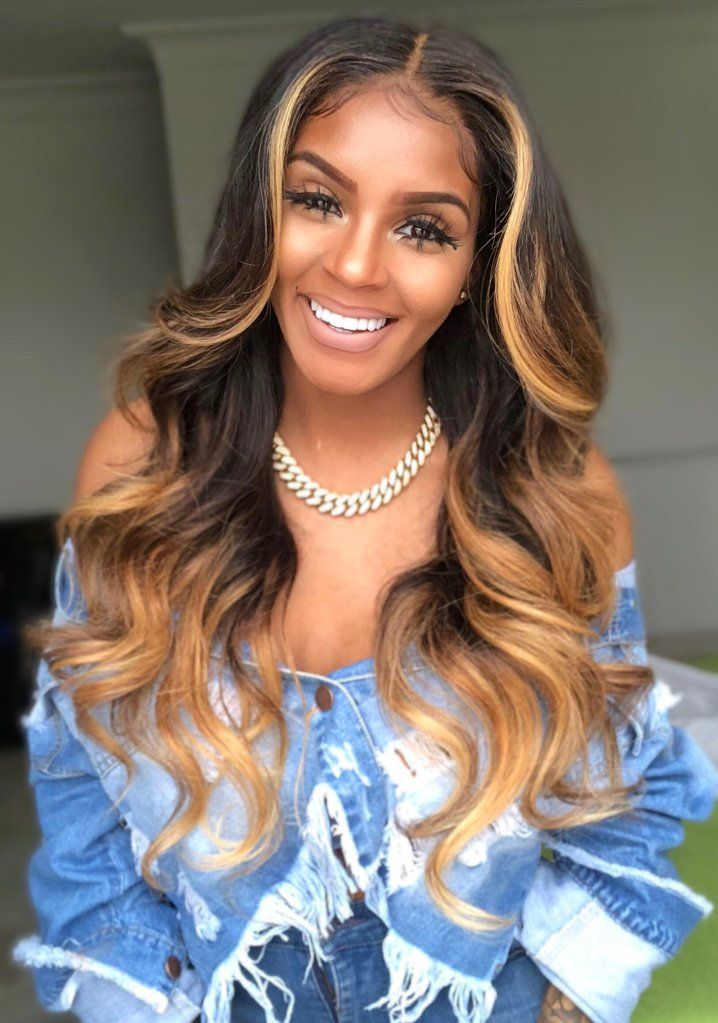 2020 Fashion Blonde Wigs For White Women Blonde Frontal With Dark Roots Warm Blonde Hair Color Long Blonde Lace Wig Sofia Vergara Blonde Hair Best Blonde Highlights Lace Frontal Wigs