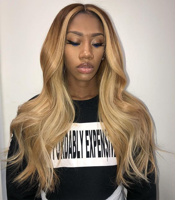 Lace Front Wigs Brown Wigs Blonde Wigs High Quality Blonde Wig Platinum Wig Wigs For Black Women