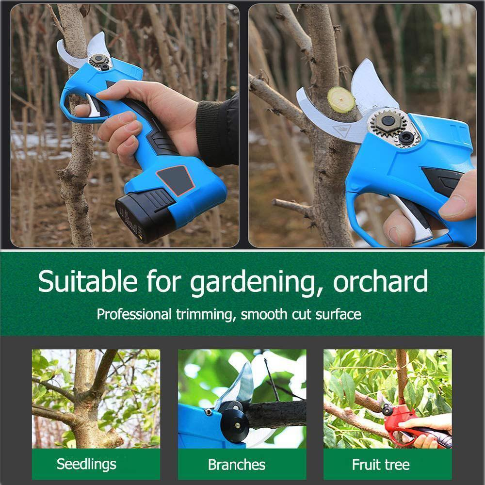 (50%OFF!!!)Electric Branch Scissors-Make Your Gardening Work Easy