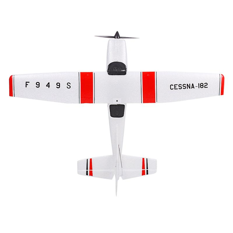 WLtoys F949S RC Airplane 2.4Ghz 3CH RC Plane with Gyroscope