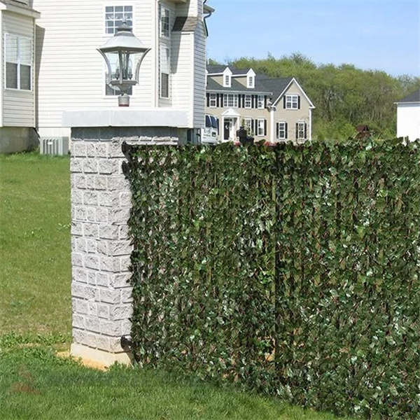 【Summer Promotion 40%-OFF】 UV Protected Expandable Faux Privacy Fence