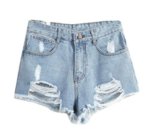Short Jeans For Women Short Sleeve Jackets For Summer Plus Size Ripped Jean Shorts Plus Size Cut Up Jean Shorts