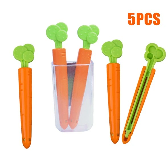 💥Clearance Sale - 50% OFF💥 Carrot sealing clip (5 PCS)