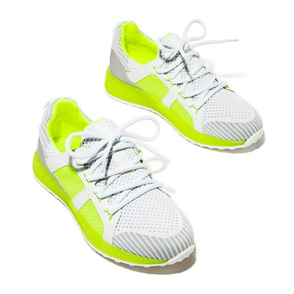 Faddishshoes Women Comfortable Mesh Breathable Running Sneakers