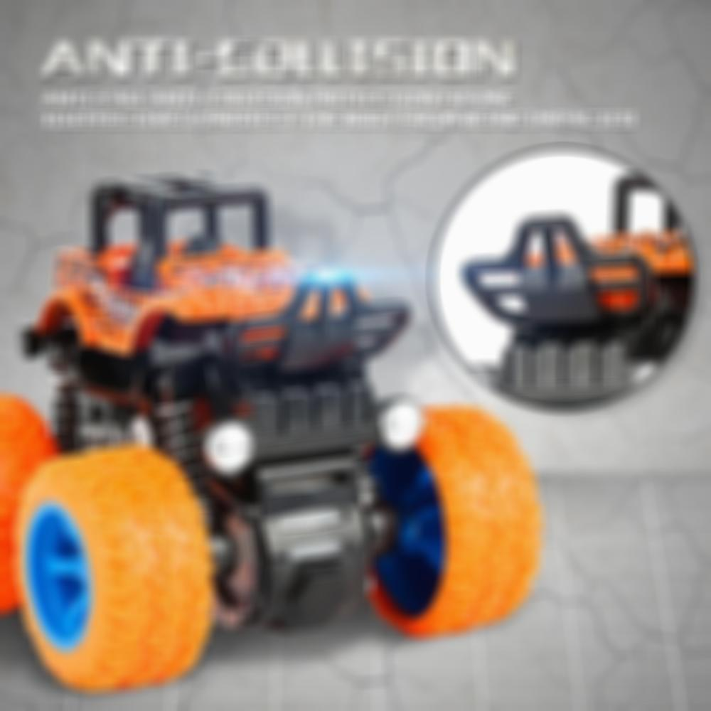The toy car rotates automatically- Buy 2 Free Shipping