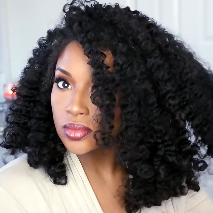 Best Affordable Curly Wig
