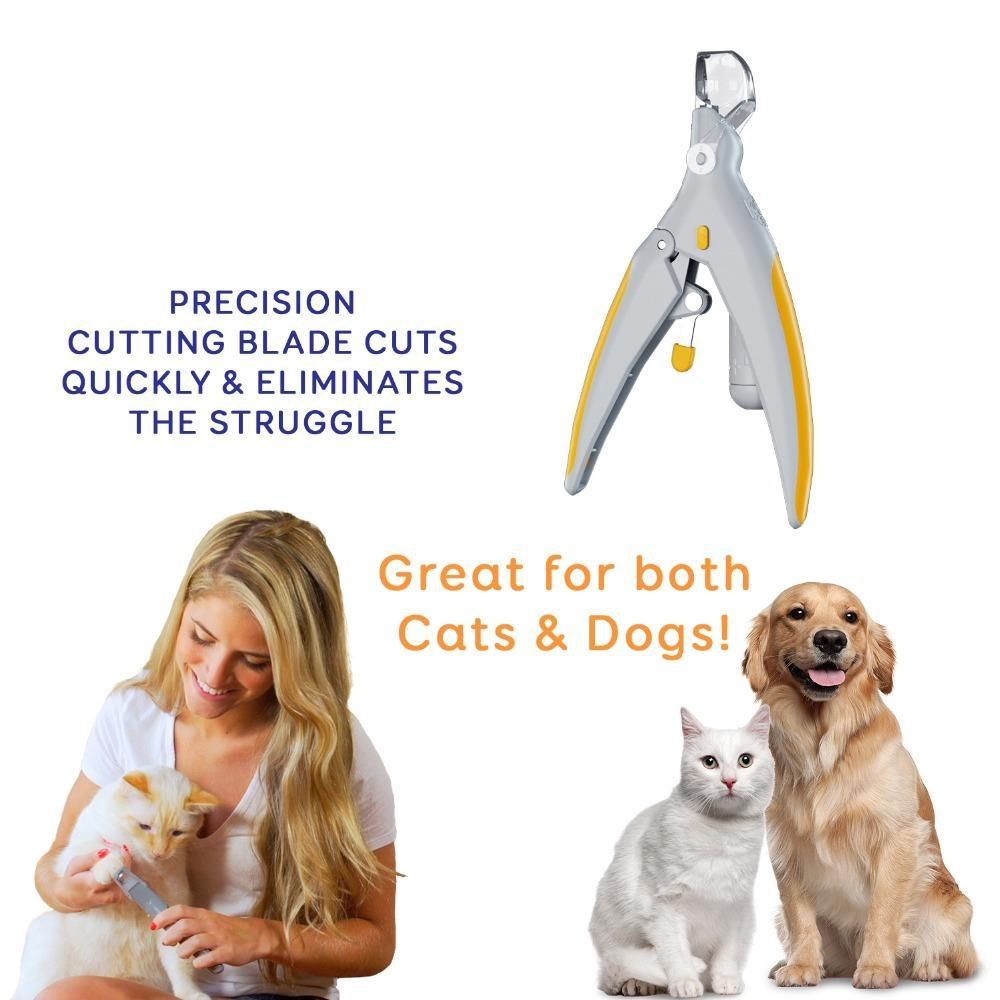 NailyBit: Professional Pet Nail Clippers(Last Day Promotion 50% Off!)