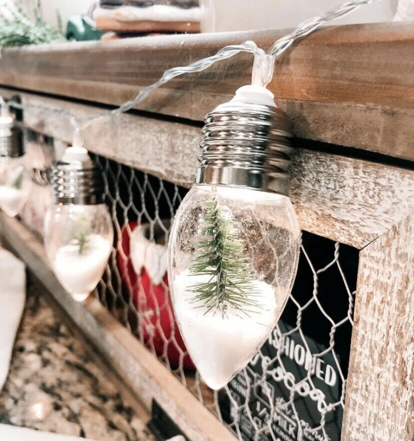 【Clearance Sale-50% Off Last Day】-Christmas Tree String Light