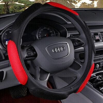UNIVERSAL SPORTY & ANTI-SLIP STEERING WHEEL COVER