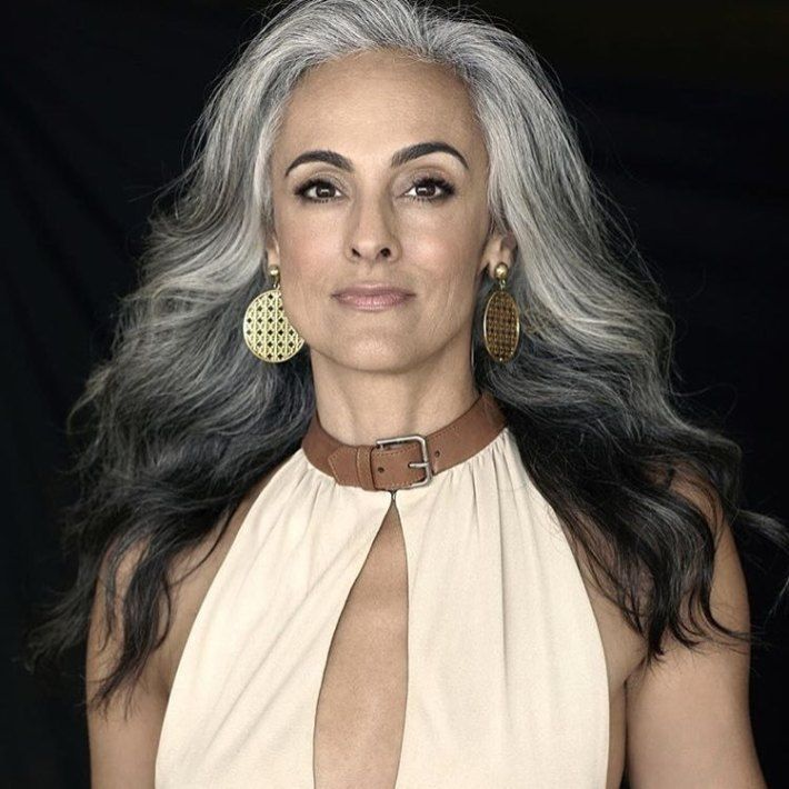 2020 New Gray Hair Wigs For African American Women Cheap Human Hair Wigs Caucasian Grey Wigs And Hairpieces Grey Hair Pregnancy Going Gray Early 70S Afro Wig