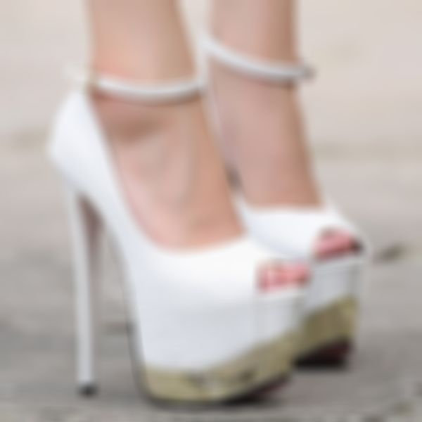 Trendy High Heel Shoes Lime Green Shoes Bridal Pumps