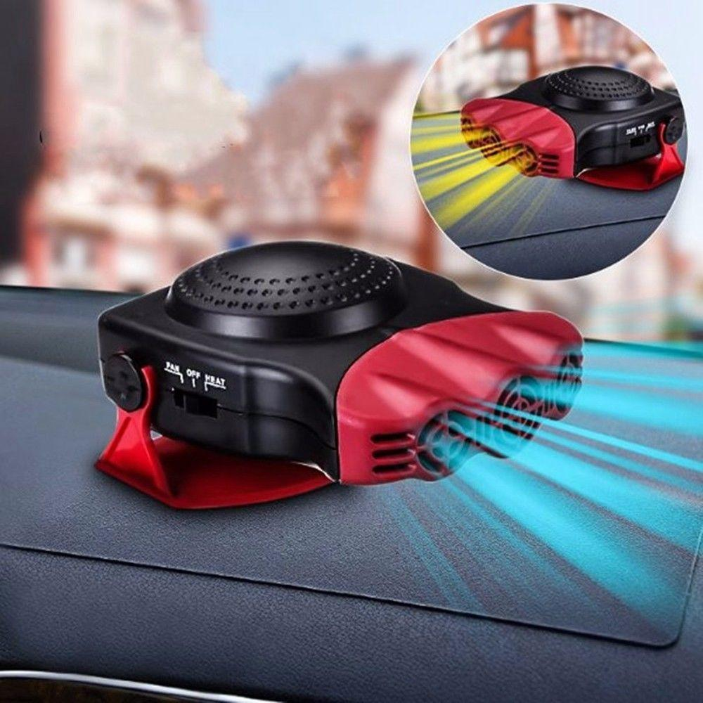 🚗2 In 1 Auto Car Portable Heater And Fan - Delivered From USA