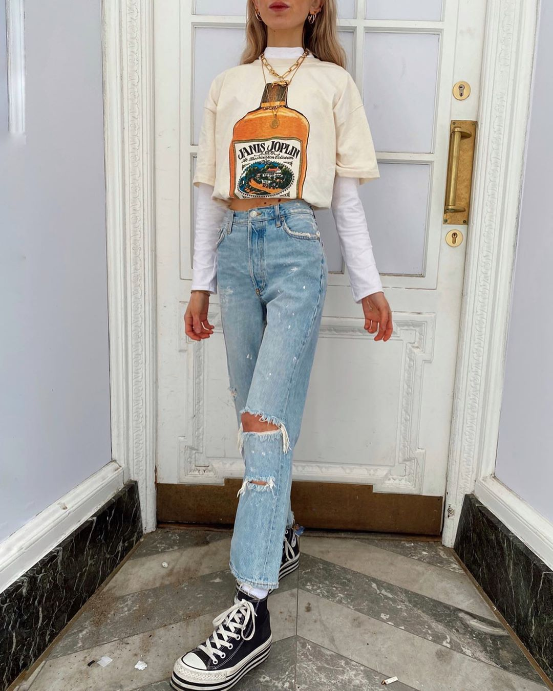 2020 New Women Jeans Paperbag Waist Trousers Straight Fit Trousers Peg Trousers Black Yoga Pants